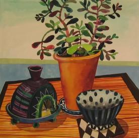 Cactus and Ceramics