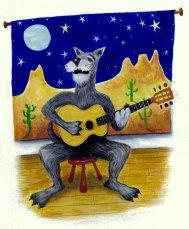 Howlin Wolfie